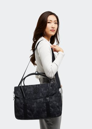 SUPERWORKER - Laptop bag - mysterious grid