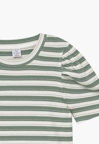 Lindex - TEENS LOLA - Print T-shirt - light dusty green - 3