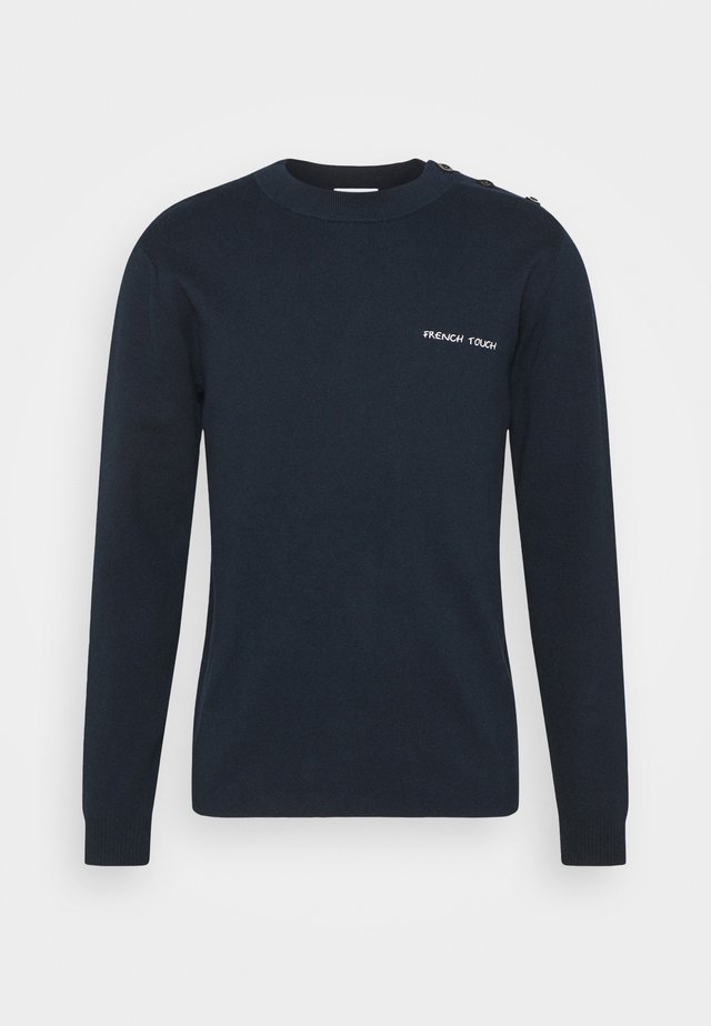 SAILOR TOUCH - Strickpullover - navy