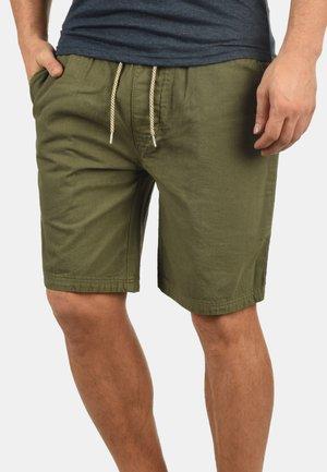 ABERAVON - Shorts - dark olive