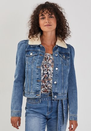 Giacca di jeans - denim double stone