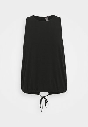 FREEFLOW OPEN BACK TANK - Top - black