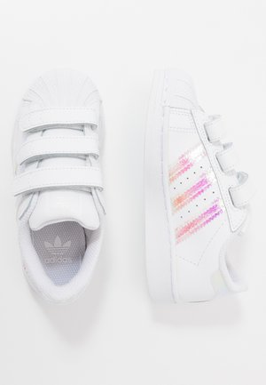 SUPERSTAR CF  - Matalavartiset tennarit - footwear white