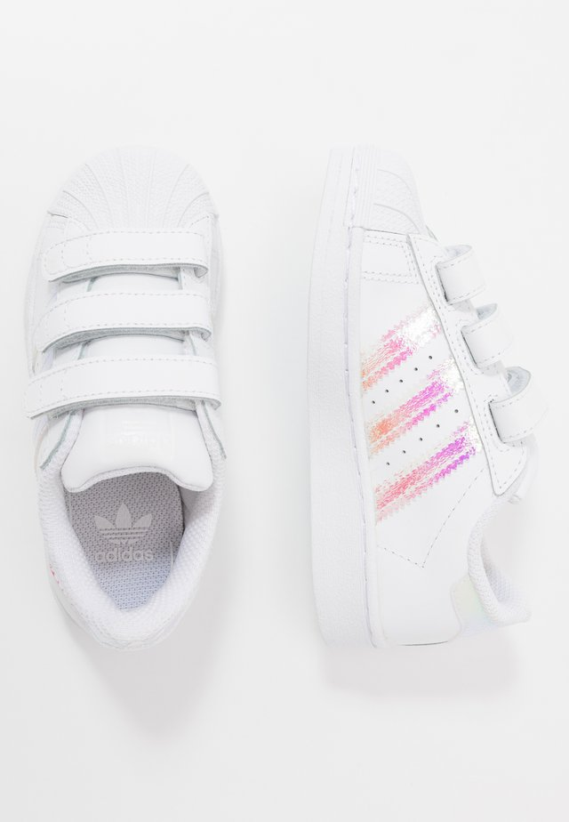 SUPERSTAR CF  - Sneakersy niskie - footwear white
