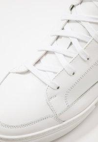Antony Morato - INK STRIKE - High-top trainers - white - 5