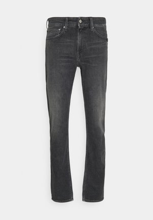 SLIM TAPER - Jeans Tapered Fit - denim black