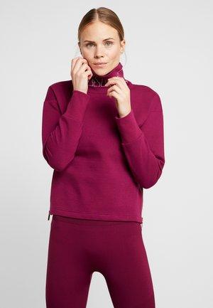 SWEATER - Sweatshirt - purple potion