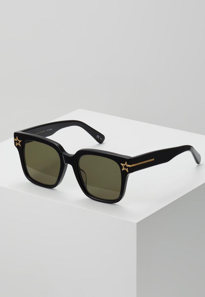 Stella McCartney - Sunglasses - black/green