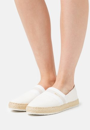 RAFFIAVILLE  - Loafers - offwhite