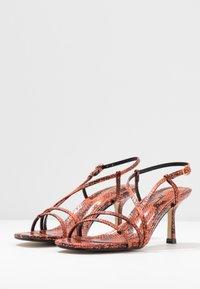 Hot Soles - Sandals - orange - 4