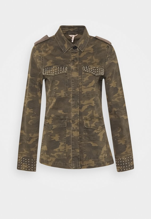 JACKET MILITARY - Giubbotto Bomber - olive