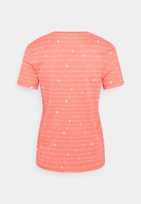 TOM TAILOR - T-shirts med print - red - 1