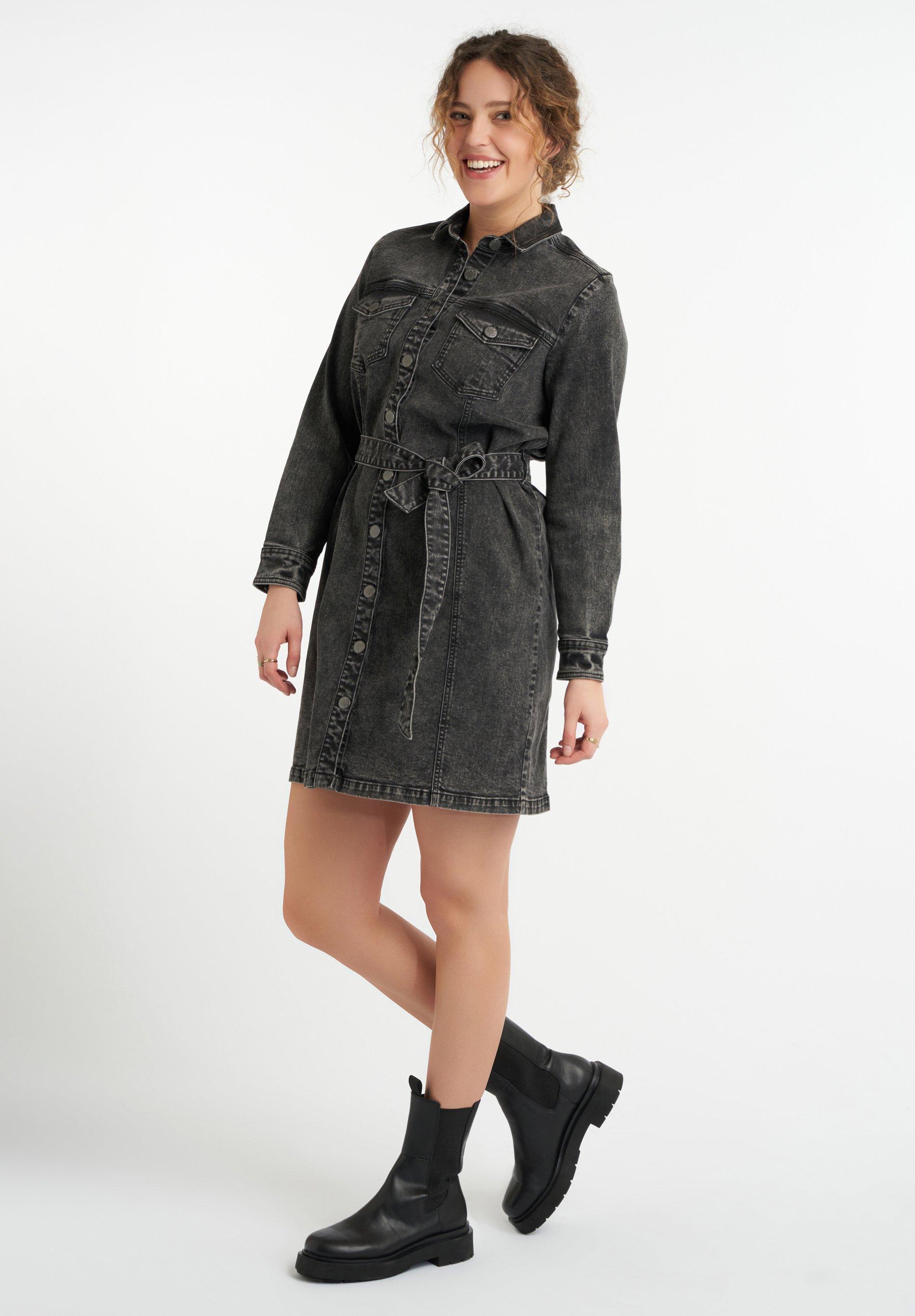 Damen JURK - Jeanskleid