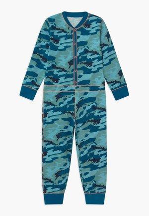 BOYS ONEPIECE - Pyjamas - blue army