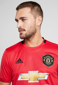 adidas Performance - MANCHESTER UNITED - Club wear - real red - 3