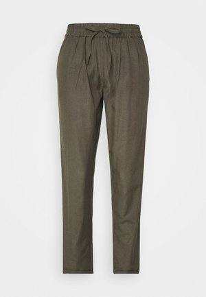ONLVIVA LIFE PANT  - Trousers - forest night