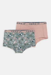 Name it - NKFHIPSTER 2 PACK - Pants - pale mauve - 0