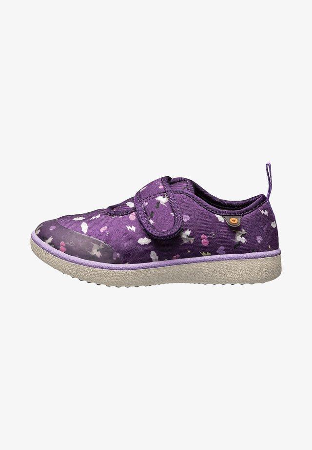 Klittenbandschoenen - purple multi