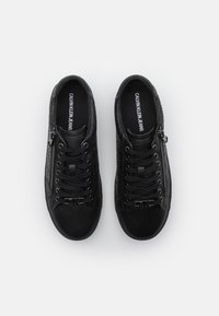 Calvin Klein Jeans - LACEUP ZIP - Trainers - full black - 3