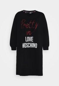 Love Moschino - Robe d'été - black - 5