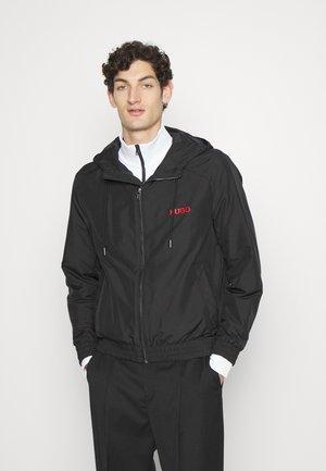 BENJI - Summer jacket - black