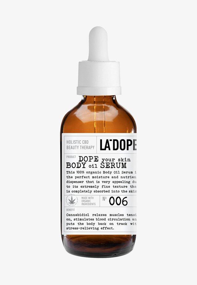 CBD BODY OIL SERUM 006 - Kropsolie - -