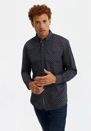 MET DESSIN - Camisa - dark blue