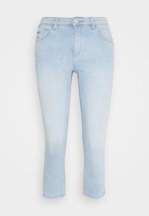 Skinny džíny - blue bleached