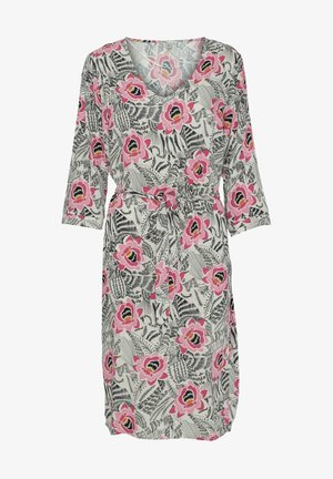 Day dress - pink flower