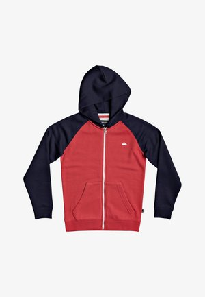 EASY DAY  - Zip-up hoodie - american red