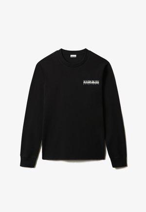 S-LATEMAR LS - Long sleeved top - black