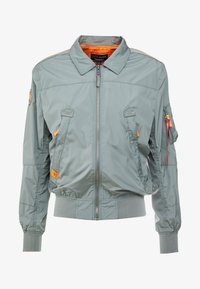 Alpha Industries - Bomberjacks - vintage green - 5