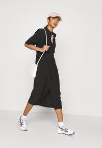 EDITED - LAILA DRESS - Shirt dress - schwarz - 3