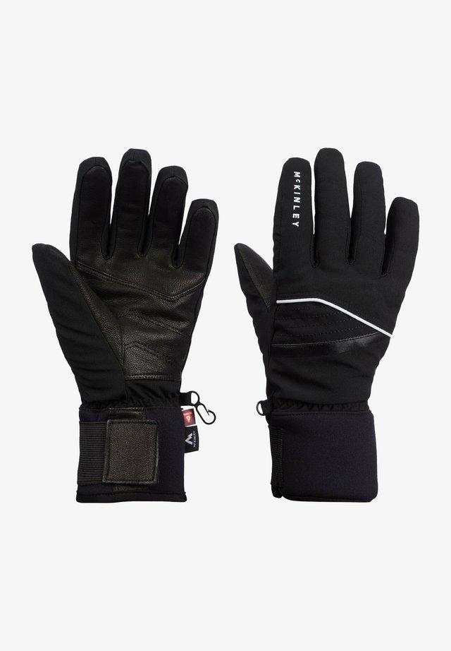 DASTRID II - Gloves - blacknight