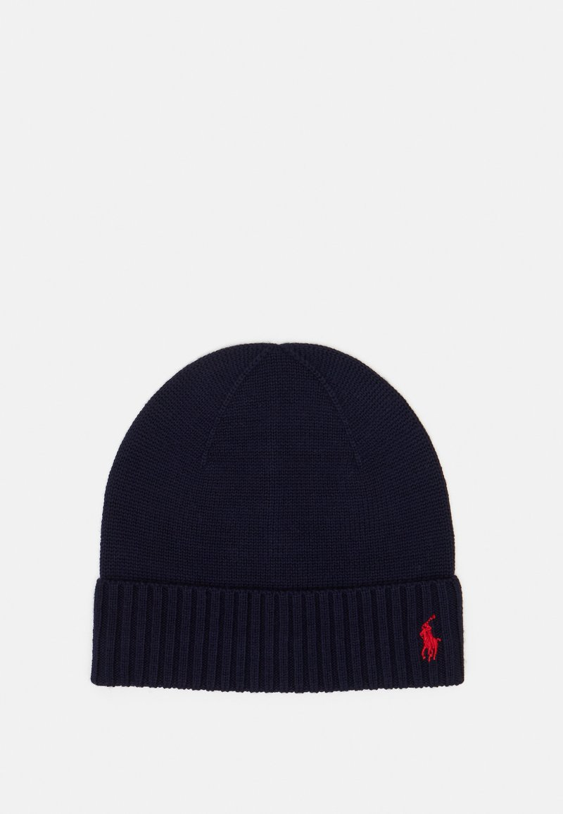 Polo Ralph Lauren - APPAREL ACCESSORIES HAT UNISEX - Čepice - navy