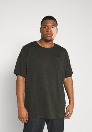 RAW EDGE TEE SPEZIAL - T-shirt - bas - army