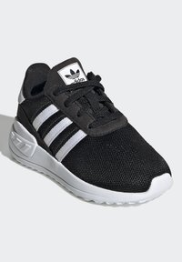 adidas Originals - LA TRAINER LITE SHOES - Sneakersy niskie - core black/ftwr white/core black - 2