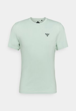 SMALL LOGO TEE - T-shirts basic - dusty mint