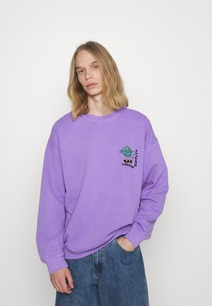 OVERDYE BRANDED  - Sweatshirt - lilac