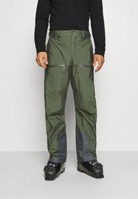 Houdini - PURPOSE PANTS - Pantalon de ski - utopian green - 0