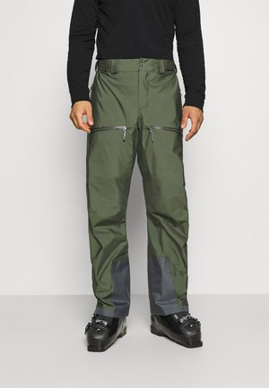PURPOSE PANTS - Snow pants - utopian green