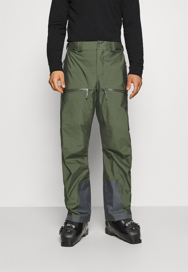PURPOSE PANTS - Pantaloni da neve - utopian green