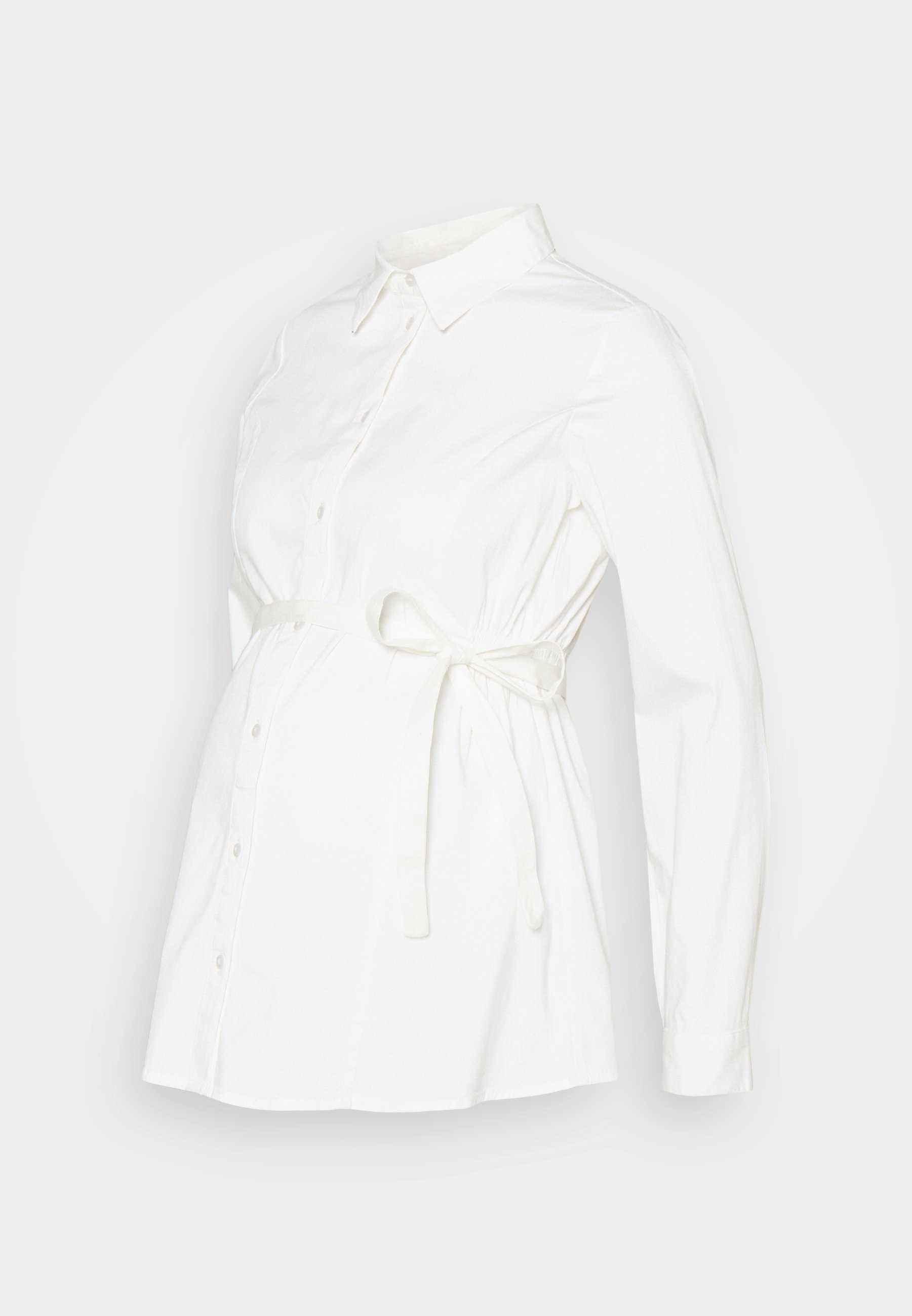 Women MLNIKOLINA WOVEN SHIRT - Button-down blouse