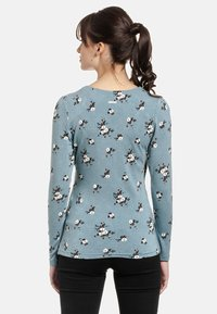 Vive Maria - WAITING FOR YOU - Long sleeved top - blau allover - 1