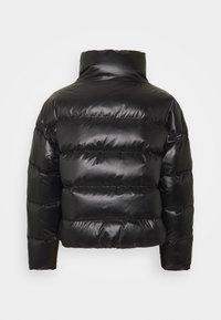 Nike Sportswear - Down jacket - black/mystic stone - 1