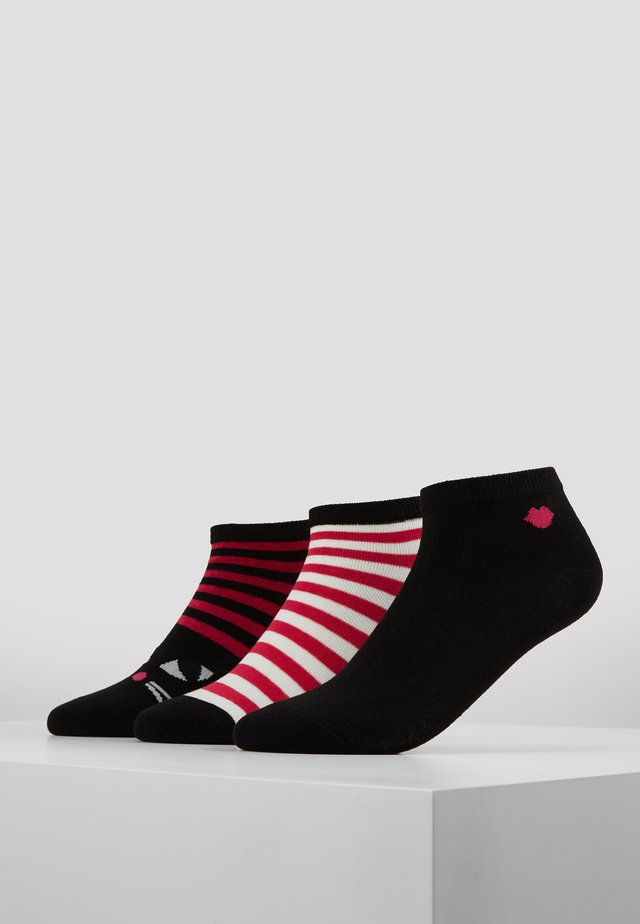 CLASSIC TRAINER SOCKS 3 PACK - Calze - multi