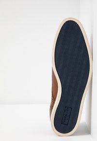 Pantofola d'Oro - LUGO UOMO LOW - Casual lace-ups - tortoise shell - 4