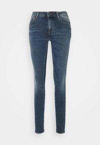 Tiger of Sweden Jeans - SLIGHT - Skinny džíny - royal blue - 5