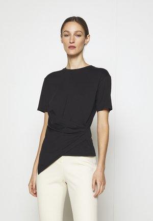 DRAPE APEX TEE - T-Shirt print - black