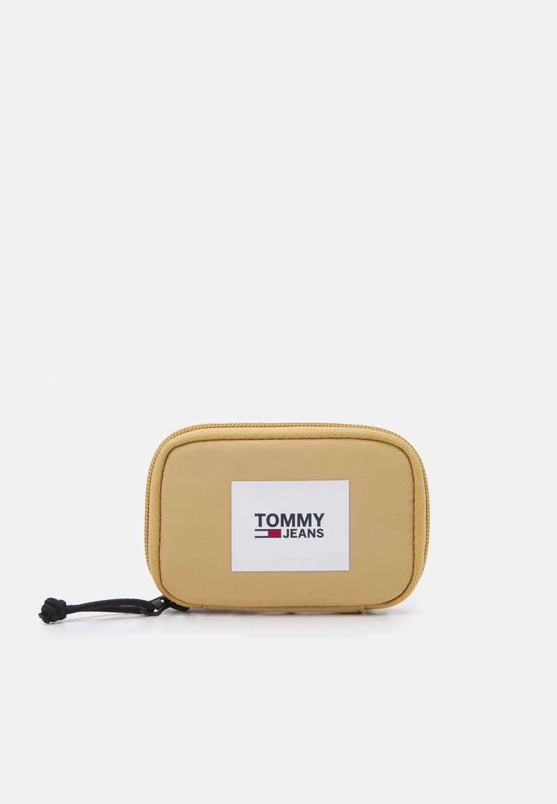 Tommy Jeans - URBAN HANGING POUCH UNISEX - Wallet - green